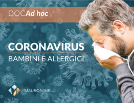 Doc Ad hoc: bambini e allergici