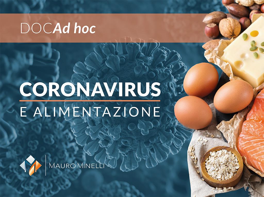 Doc Ad hoc: Covid-19 e alimentazione