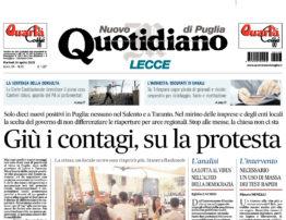Quotidiano di Puglia: necessario un uso di massa dei test rapidi