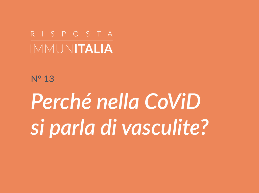 Vasculiti: sintomi e legame con la Covid-19