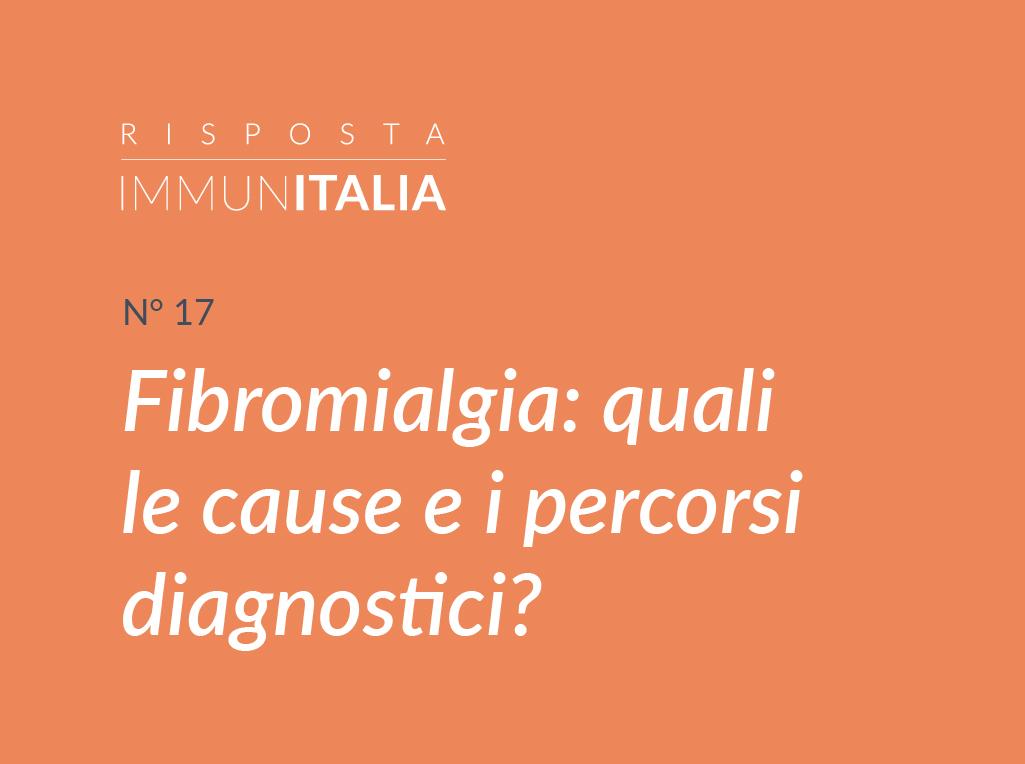 Cos'è la fibromialgia