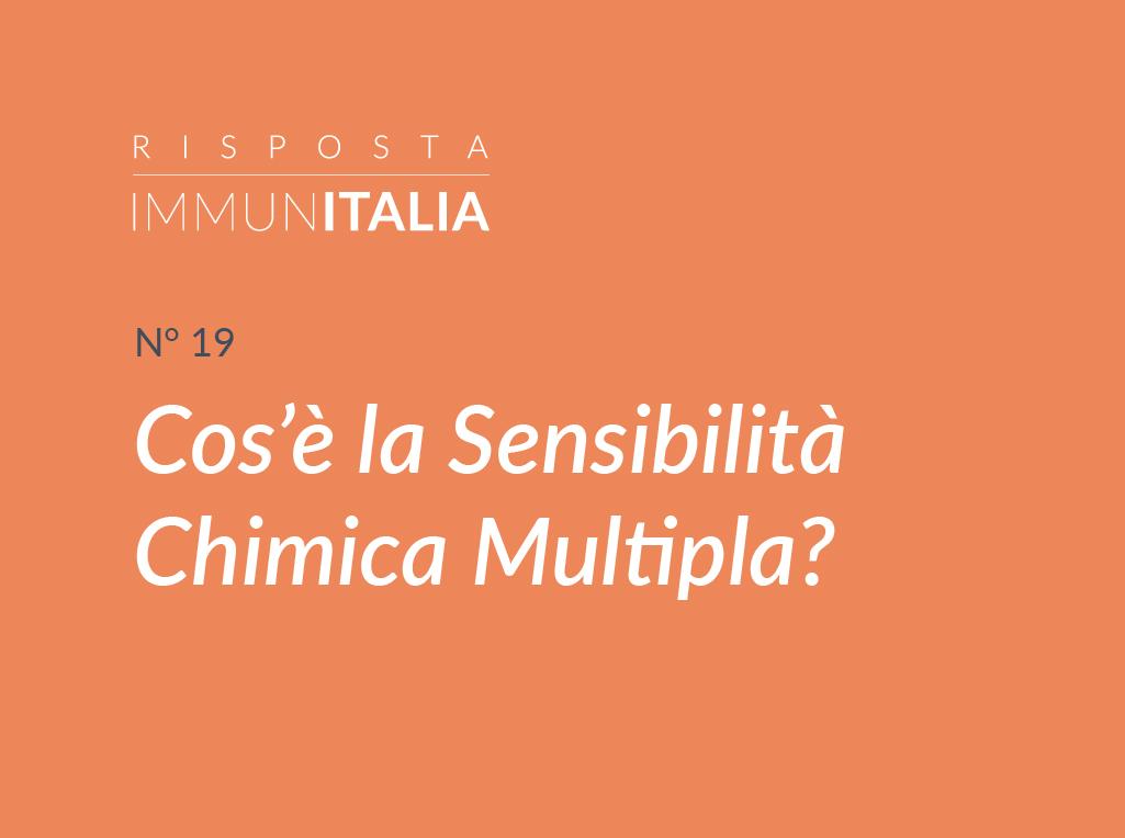 Sensibilità Chimica Multipla (MCS)
