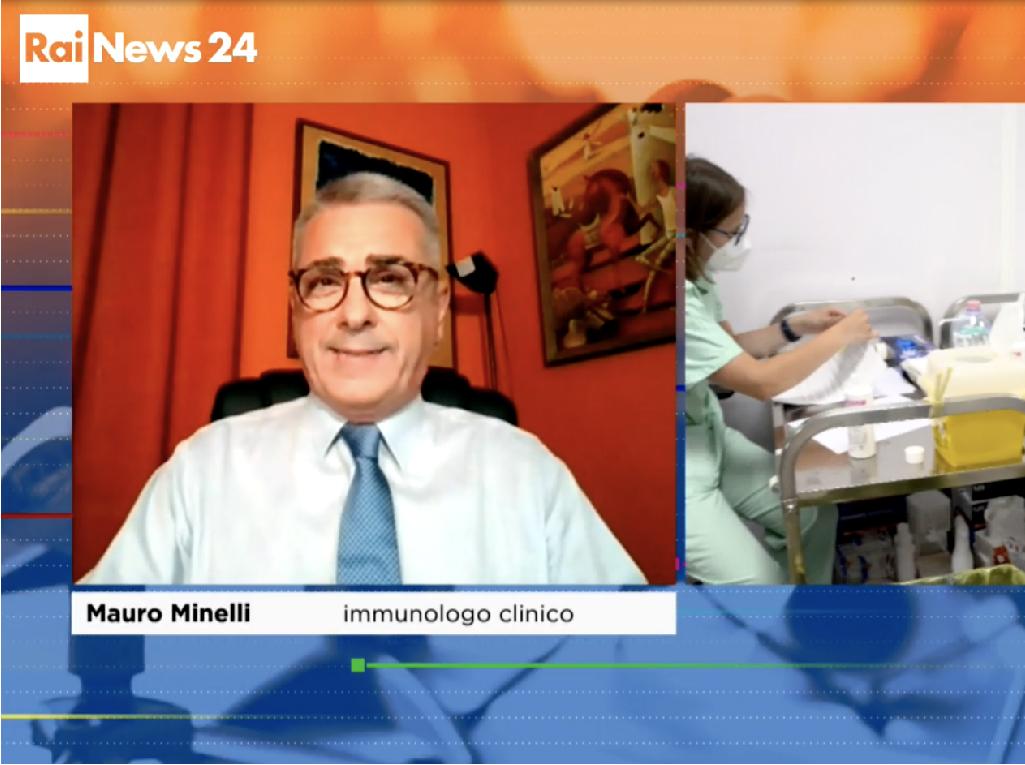 pandemia intervista rai news 24